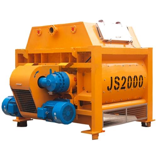 JS2000搅拌机