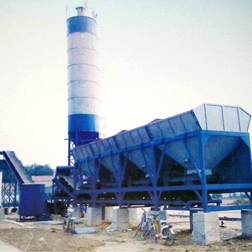 WCB600稳定土拌和站